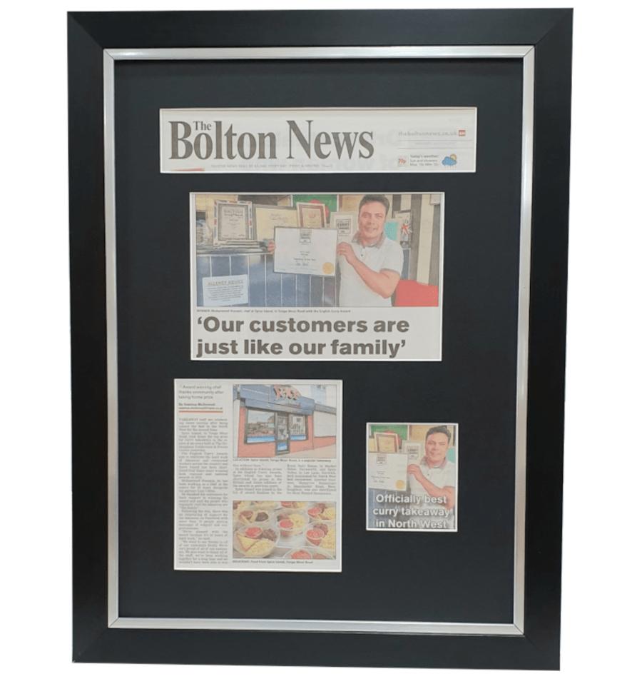 bolton news